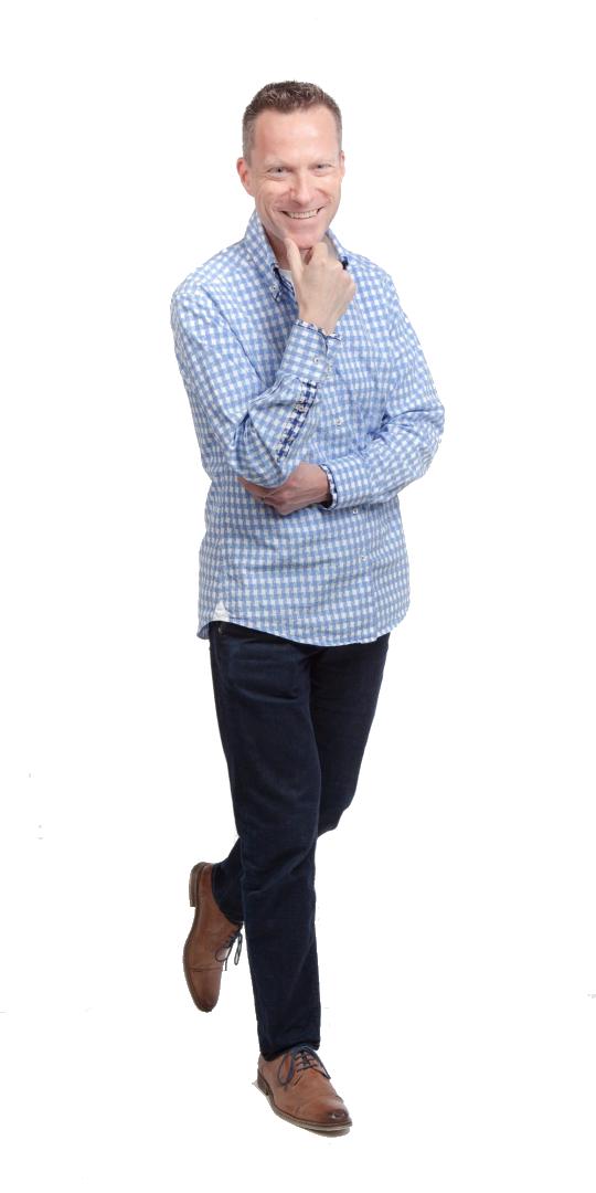 John-Pierre Cornelissen. Ik ben webdesigner, mijn bedrijf heet Xenonis Horeca Webservice. Ik help horecabedrijven met hun website, sociale media en online marketing. In mijn vrije tijd loop ik hard of zit ik op de racefiets.
